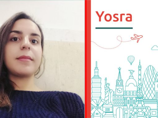 Study abroad interview with Yosra, from Tunisia to Europe