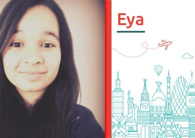 "Discover about ""Eya"""