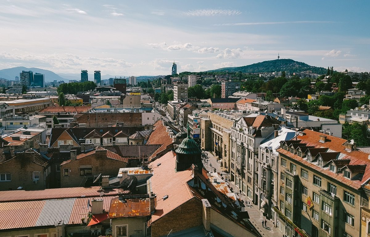 Heart of Sarajevo Photo by Damir Bosnjak on Unsplash