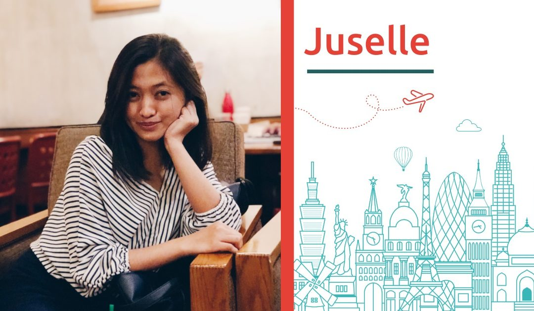 Study abroad interview with Juselle Aquino