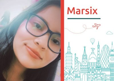 Study abroad interview with Marsix a student from Colombia