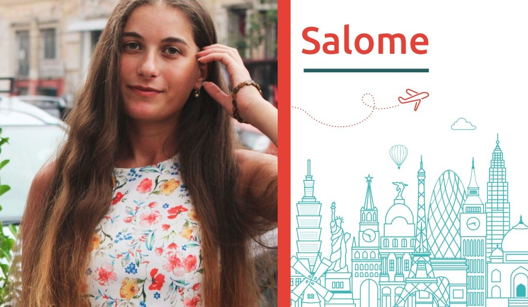 Study abroad interview with Salome