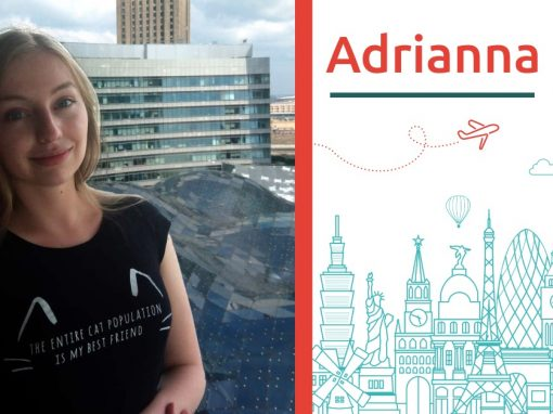 Study abroad interview with Adrianna