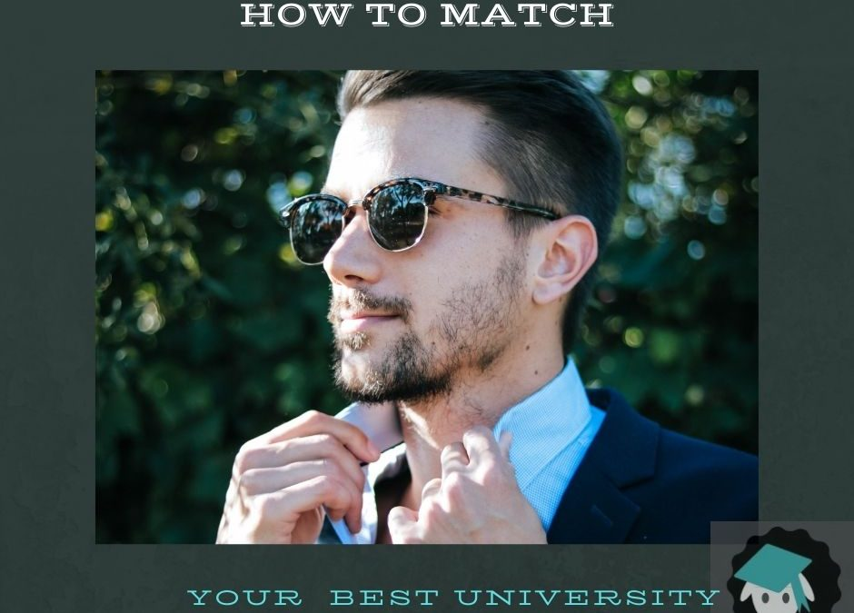 how to find your university