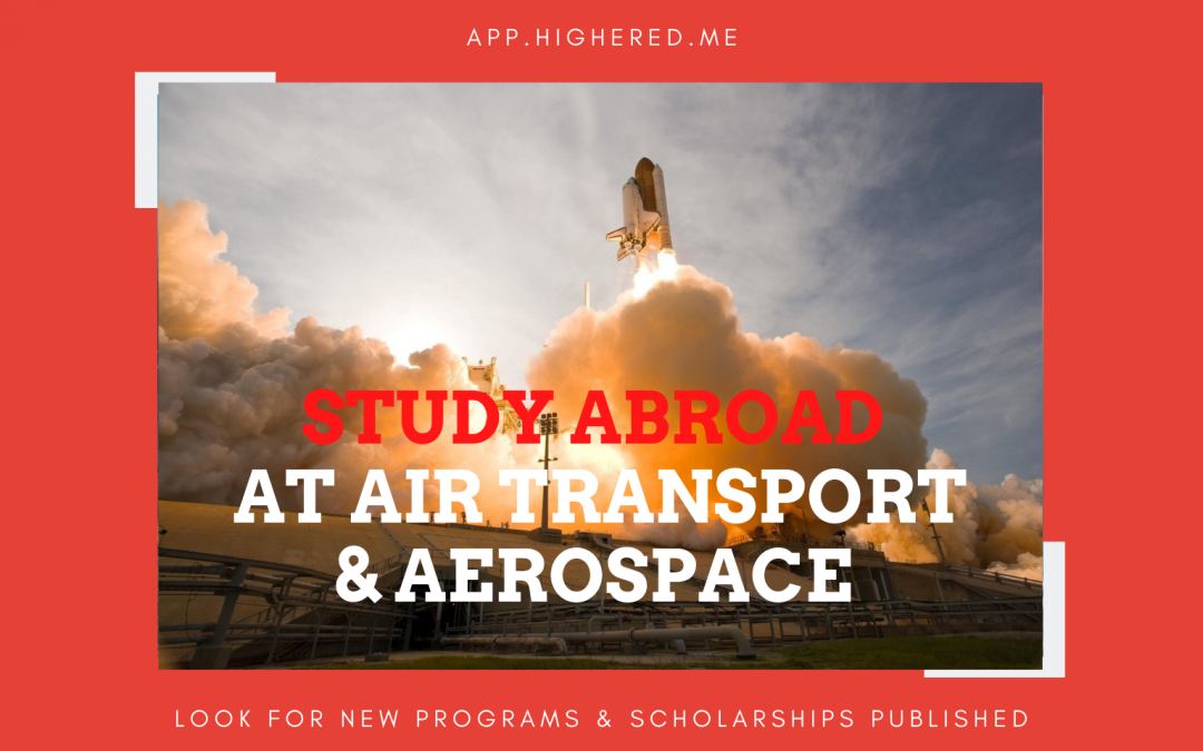 Study abroad – Air transport & Aerospace programs