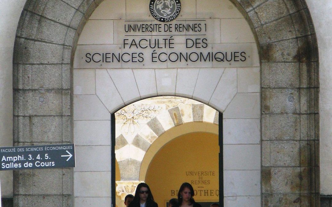 your points of studying Business  Economics at the Rennes1 University