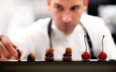 Eloce Ducasse French pastry arts