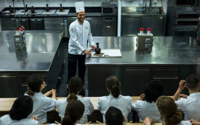 Meet the École Ducasse Culinary arts diploma